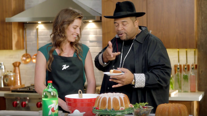 Food & Wine: Sir Mix-A-Lot 7up Baking
