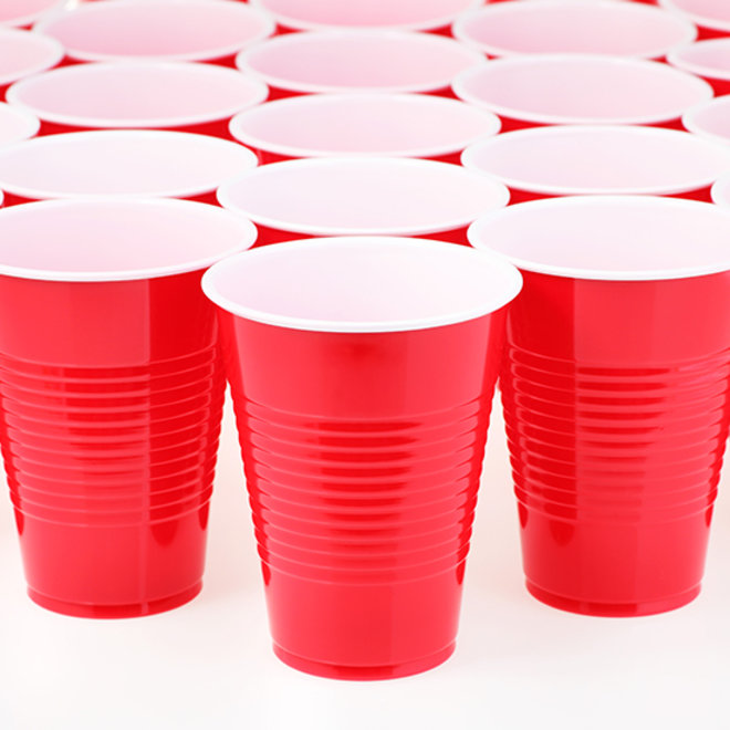 solo cups