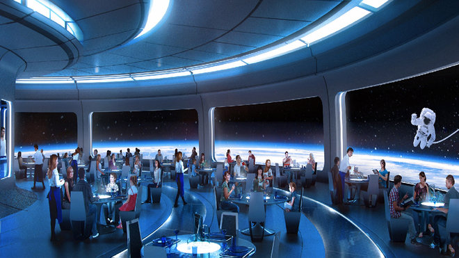Disney unveils first look at 'truly epic' Star Wars-themed park