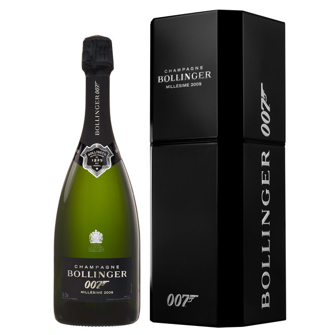 Food & Wine: SPECTRE Limited Edition Champagne