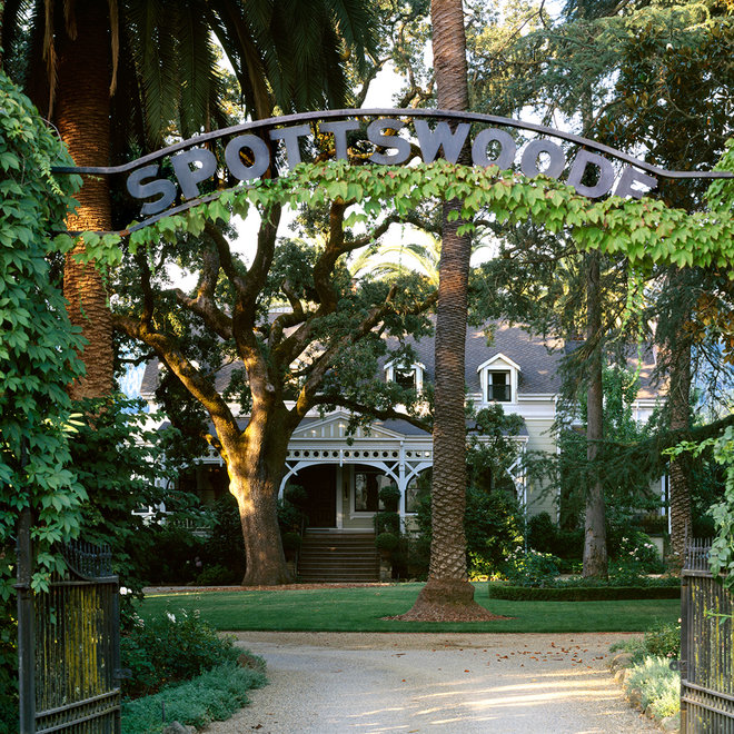 Food & Wine: Spottswoode Estate Vineyard & Winery