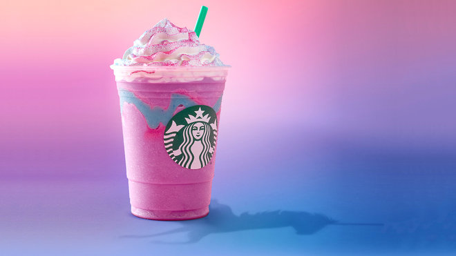 Starbucks Unicorn Frappuccino sparks backlash from baristas
