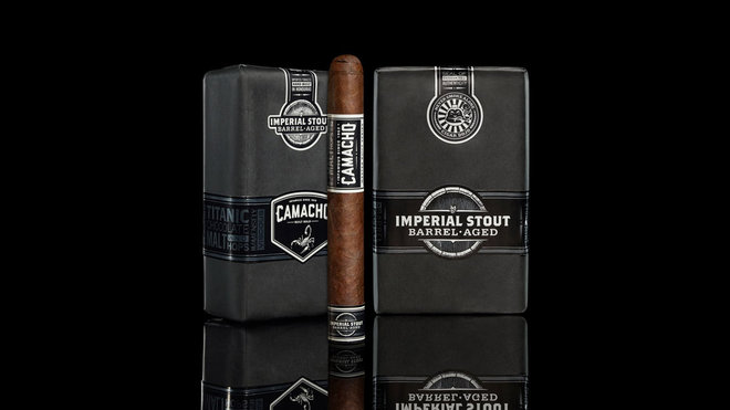 stout barrel aged cigars from camacho