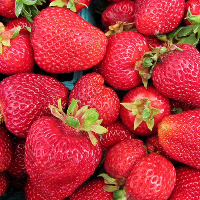 Food & Wine: 8 Strawberry Varieties to Try This Summer