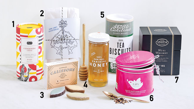 Food & Wine: Tea Holiday Gift Guide