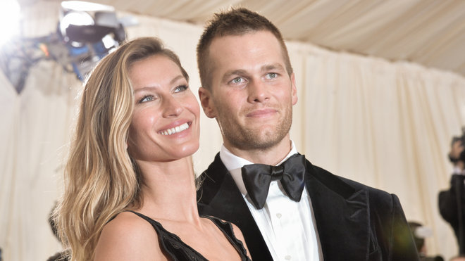 Food & Wine: Tom Brady and Gisele Bündchen Eat Loads of Vegetables (and Not Much Else)