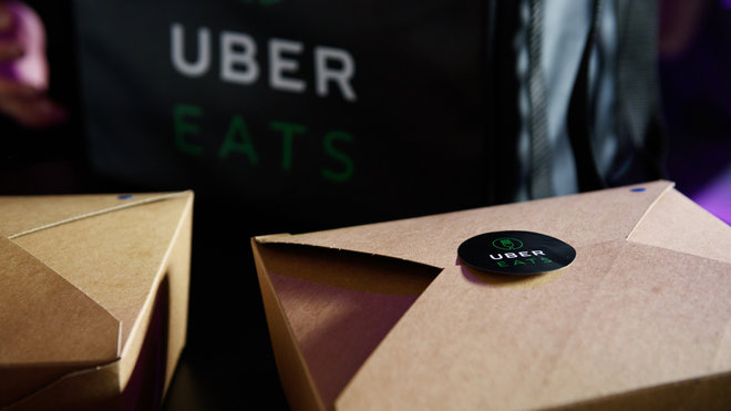 Food & Wine: Uber Eats