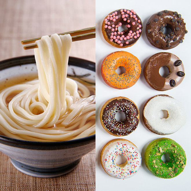 Udon Donuts