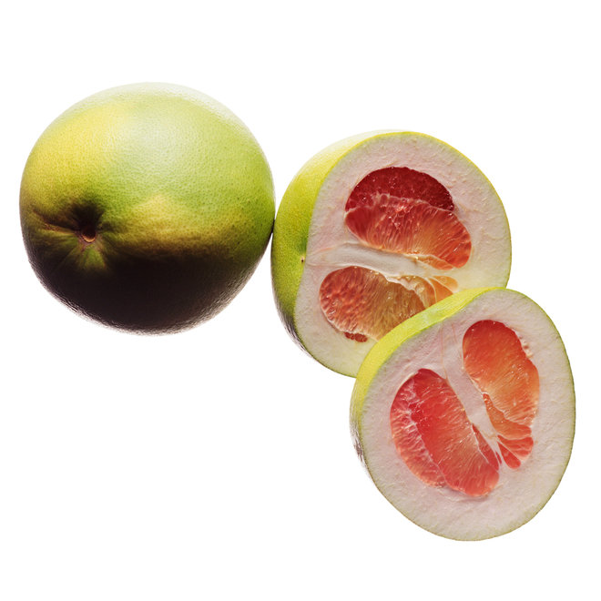 Food & Wine: Unusual Citrus Fruit Pomelo