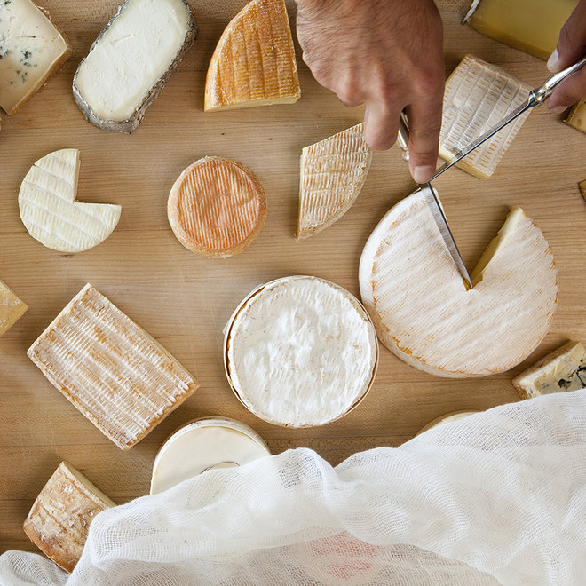 Food & Wine: U.S. Government Buying 11 Million Pounds of Cheese