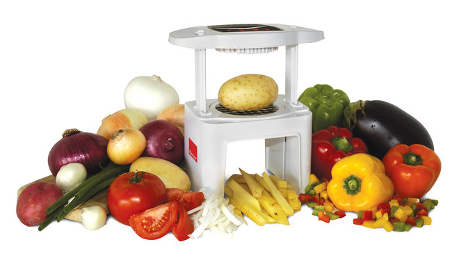 Food & Wine: veg-o-matic
