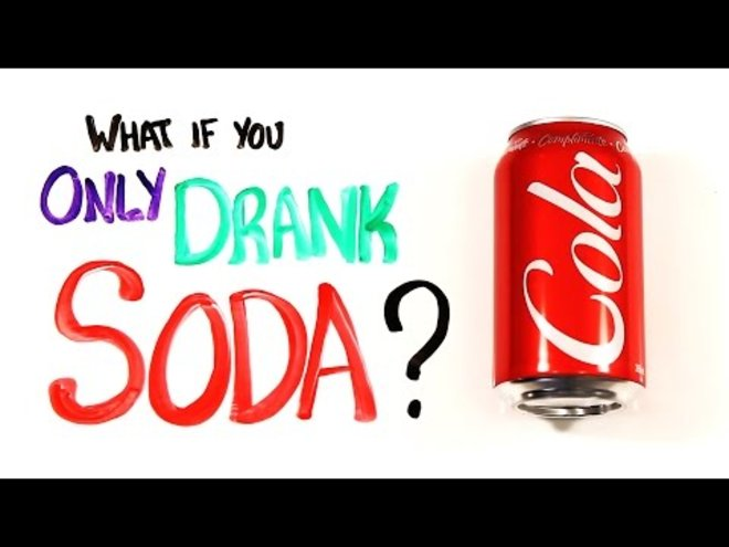 See Soda's Negative Health Effects Summed Up Succinctly