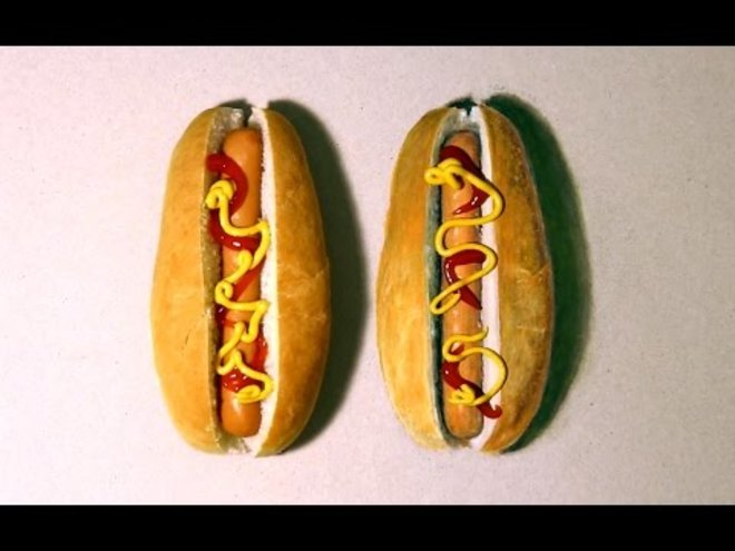 This Artist's Insanely Realistic Food Drawings Will Keep You Guessing