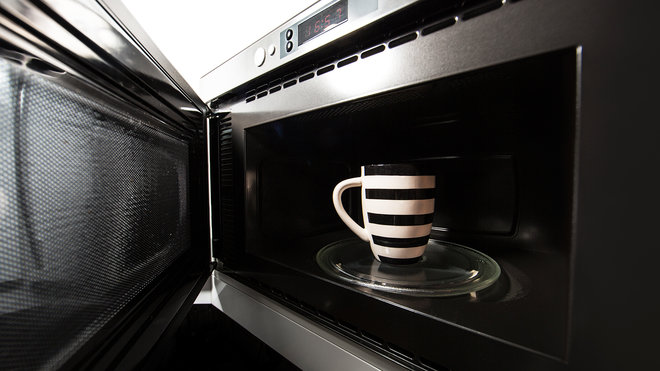 Microwaving Your Tea Is Actually Better For You