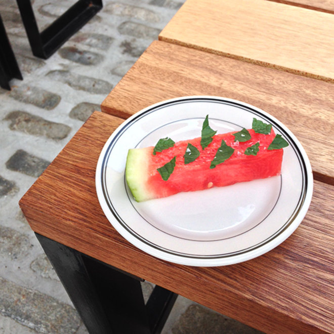 Food & Wine: Watermelon Wedge at The Bonnie