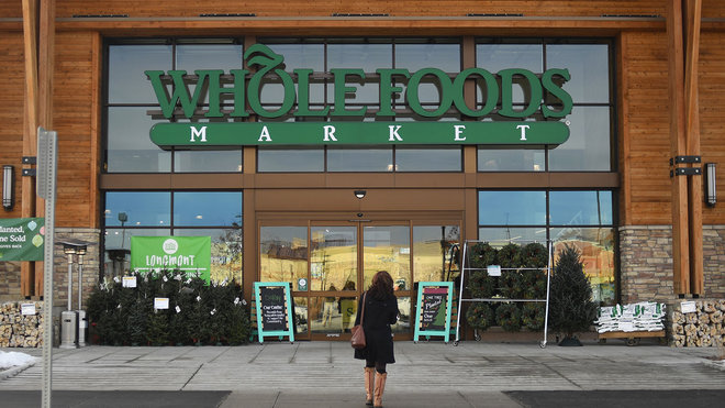 Food & Wine: whole foods