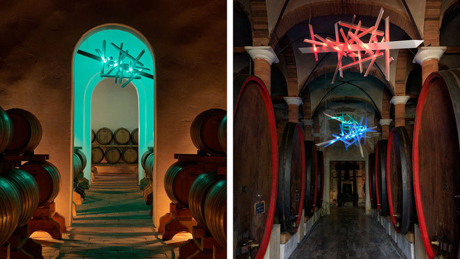 Food & Wine: Go on an Art Treasure Hunt in Tuscan Wineries