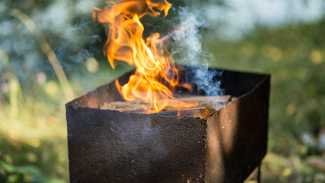 Food & Wine: Wood Fire Grilling