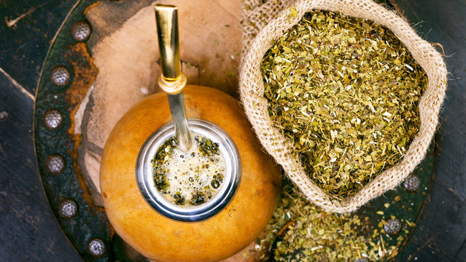 Food & Wine: Yerba Mate Tea