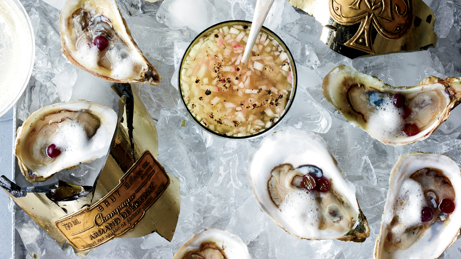 Seafood Dinner Party Ideas Part - 46: Oysters Rocafella