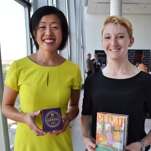 Food & Wine: Emily Miller and Kimberly Jung