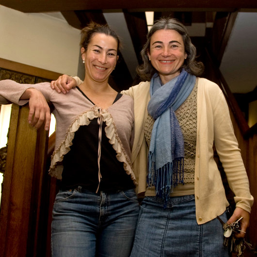 Food & Wine: Mercedes and Maria Jose Lopez de Heredia