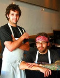 Food & Wine: Vinny Dotolo & Jon Shook