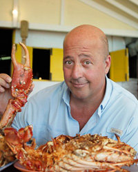 Food & Wine: Chef Andrew Zimmern