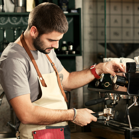 Food & Wine: Barista
