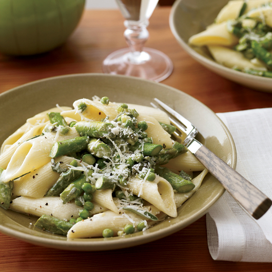 Food & Wine: 10 Ridiculously Easy Spring Pastas