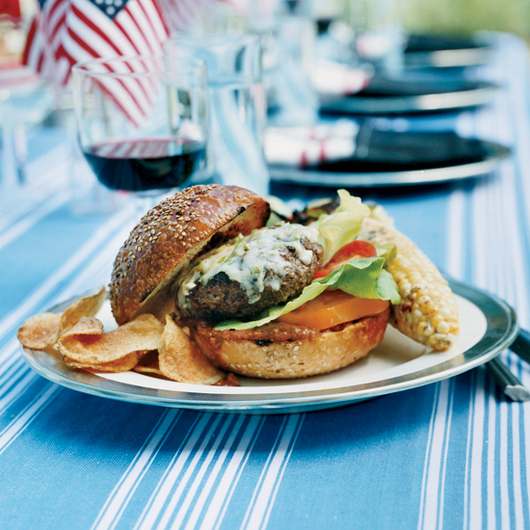 Food & Wine: 15 Juicy Burgers for the Fourth of July