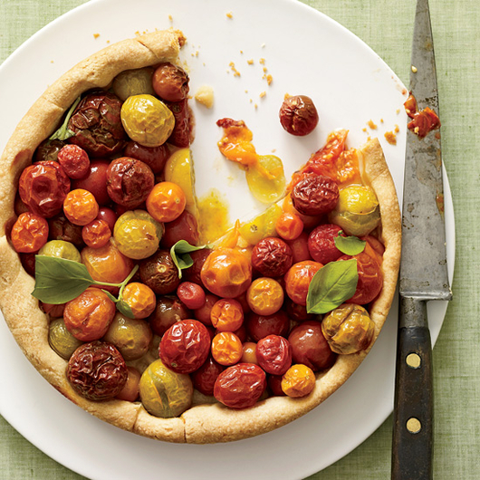 Food & Wine: 7 Things to Do with Cherry Tomatoes