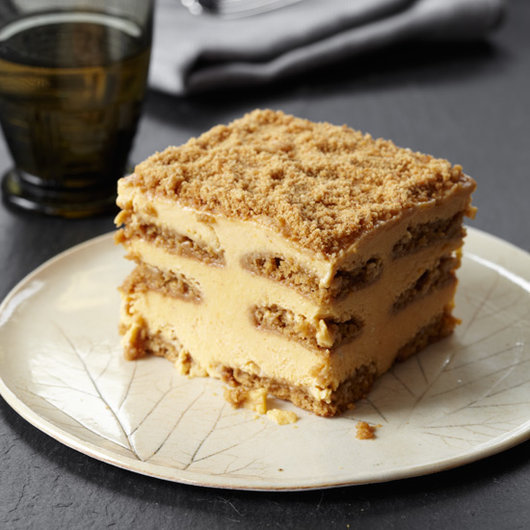 Food & Wine: Pumpkin-Gingersnap Tiramisu