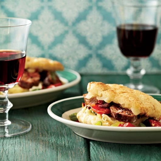 Food & Wine: The 7 Best Biscuit Sandwiches