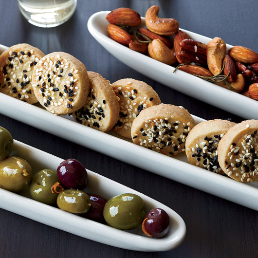 Dinner party recipes food wine the best finger foods forumfinder Choice Image