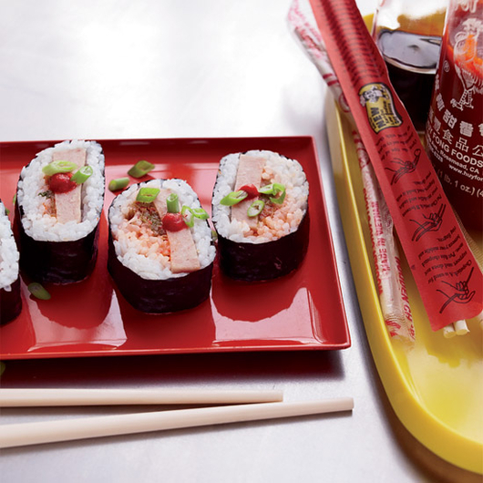 The best diy sushi recipes to make if you 39 re nervous about for Is sushi raw fish