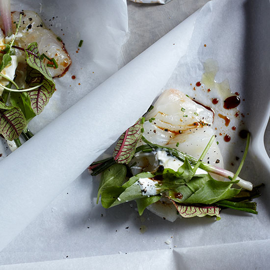 Food & Wine: 10 Ways to Use Ramps