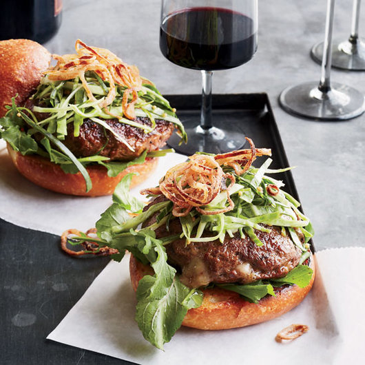 Food & Wine: Wines for Every Burger, from Veggie to Lamb