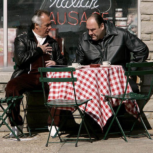 Food & Wine: Cooking Advice from Criminals: The Sopranos