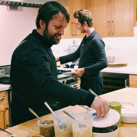 Food & Wine: René Redzepi and a Taco Party at Food & Wine