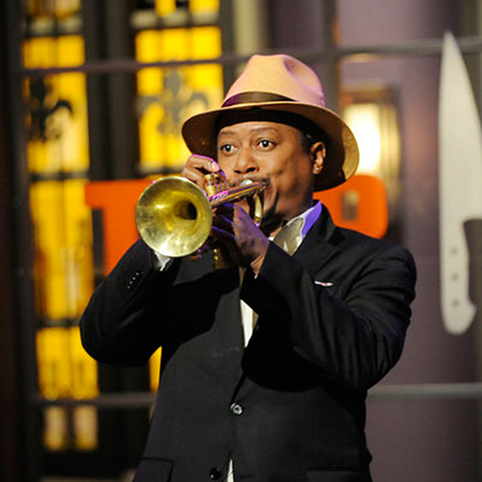 Food & Wine: Kermit Ruffins