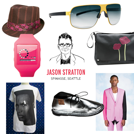 Food & Wine: Jason Stratton's Style Picks