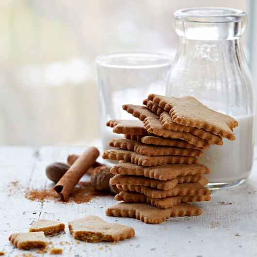 Food & Wine: Crispy Vegan Cookies