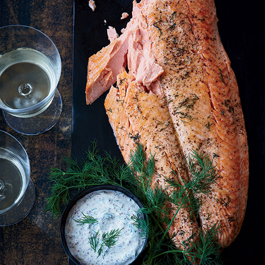 Food & Wine: How Not to Cook Salmon
