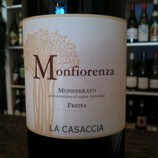 Food & Wine: 2011 La Casaccia Monferrato Freisa