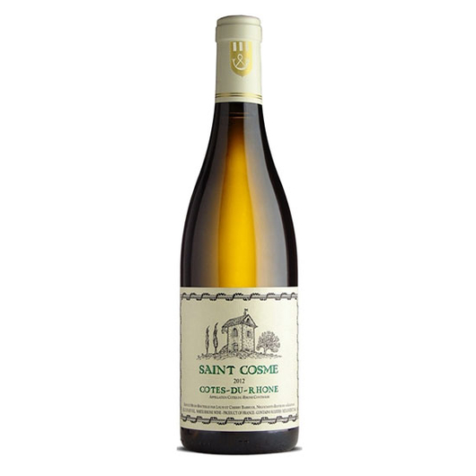 Food & Wine: A Gingery, Lemony White Rhône for the New Year