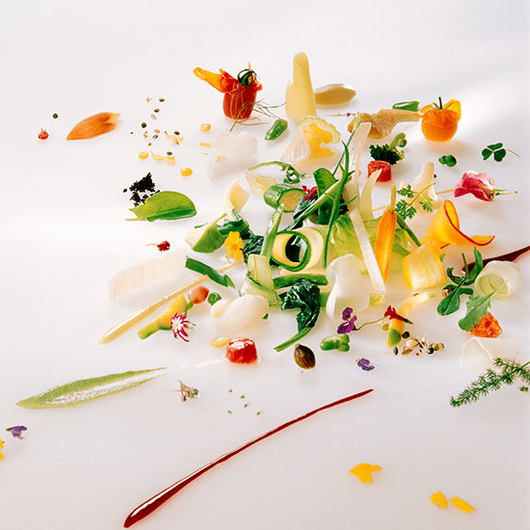 Food & Wine: How to Make a Three-Michelin-Star Restaurant Out of Nothing