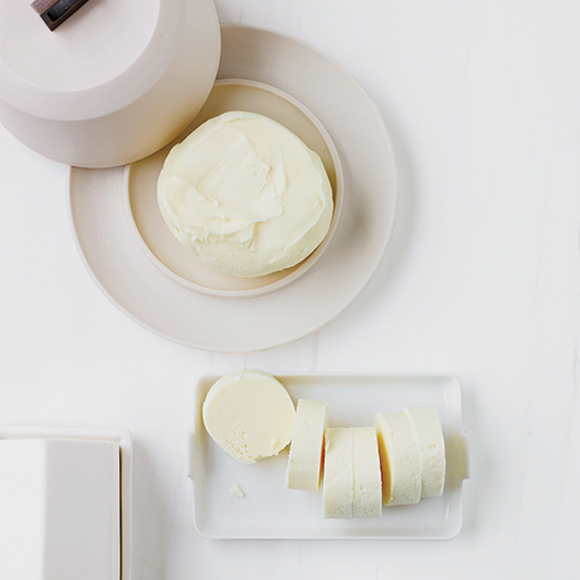 Food & Wine: Homemade cultured butter