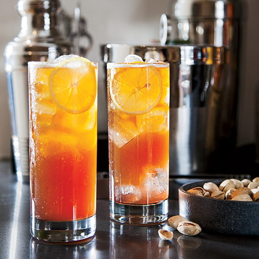 Food & Wine: 3 Clever Beer Cocktails from TV Star Ty Burrell