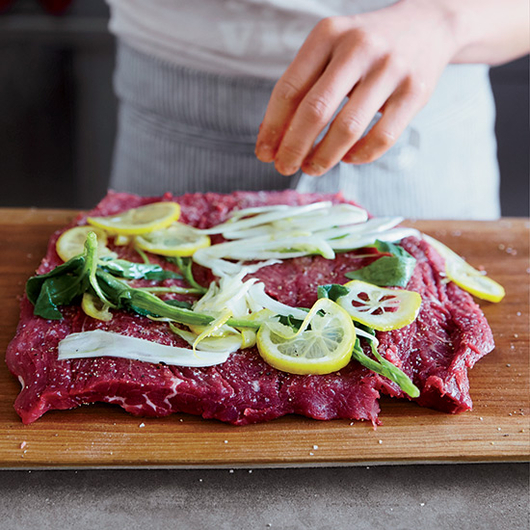 Food & Wine: The Best Way to Grill a Huge Piece of Meat